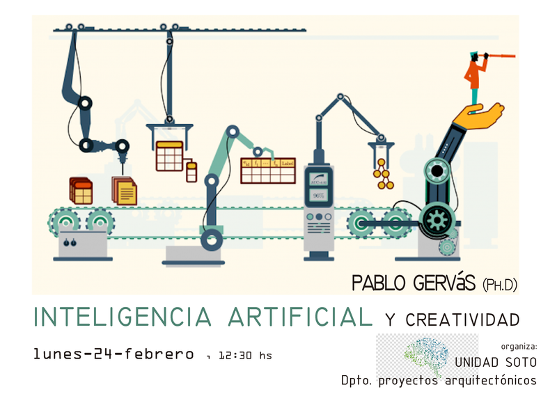 Inteligencia artificial y creatividad